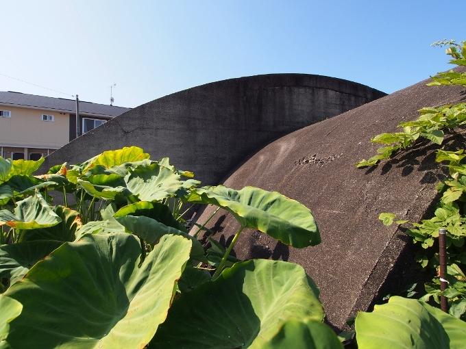 旧松山航空基地掩体壕_f0116479_21160072.jpg