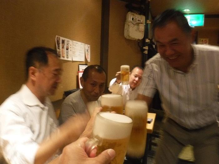 ◆ジオ会 ~昔の仲間が集まれば酒が進む進む♪~_f0238779_20440749.jpg