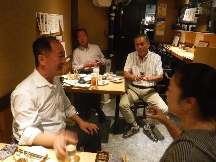 ◆ジオ会 ~昔の仲間が集まれば酒が進む進む♪~_f0238779_20481586.jpg
