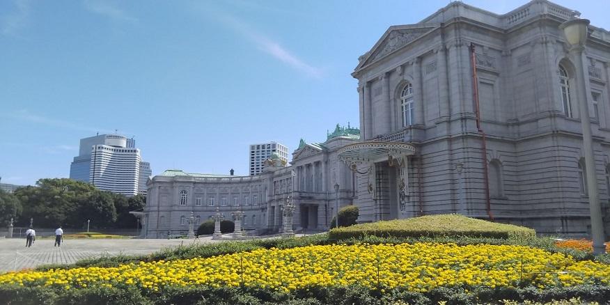 豪華絢爛でした! 迎賓館赤坂離宮_d0043390_22570844.jpg