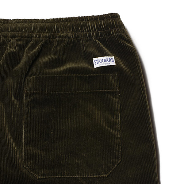 【DELIVERY】 STANDARD CALIFORNIA - Stretch Corduroy Pants_a0076701_18172084.jpg