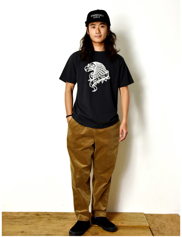 【DELIVERY】 STANDARD CALIFORNIA - Stretch Corduroy Pants_a0076701_18173552.jpg