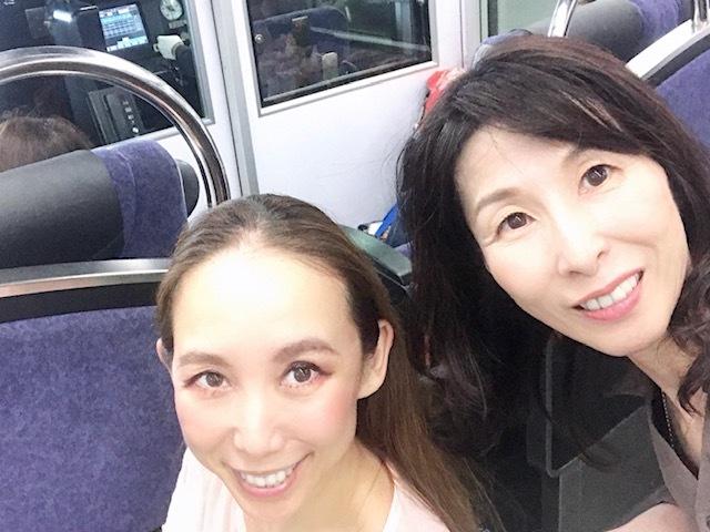 車椅子で電車乗る。@京都_a0050302_20073571.jpg