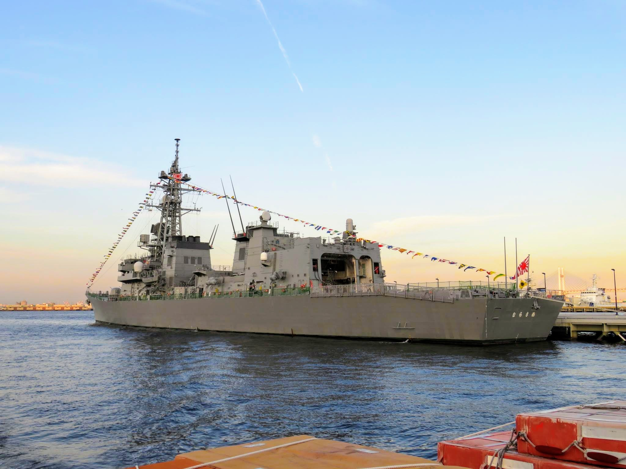 FLEETWEEK2019横浜 - 護衛艦「むらさめ」_a0057402_09165523.jpg
