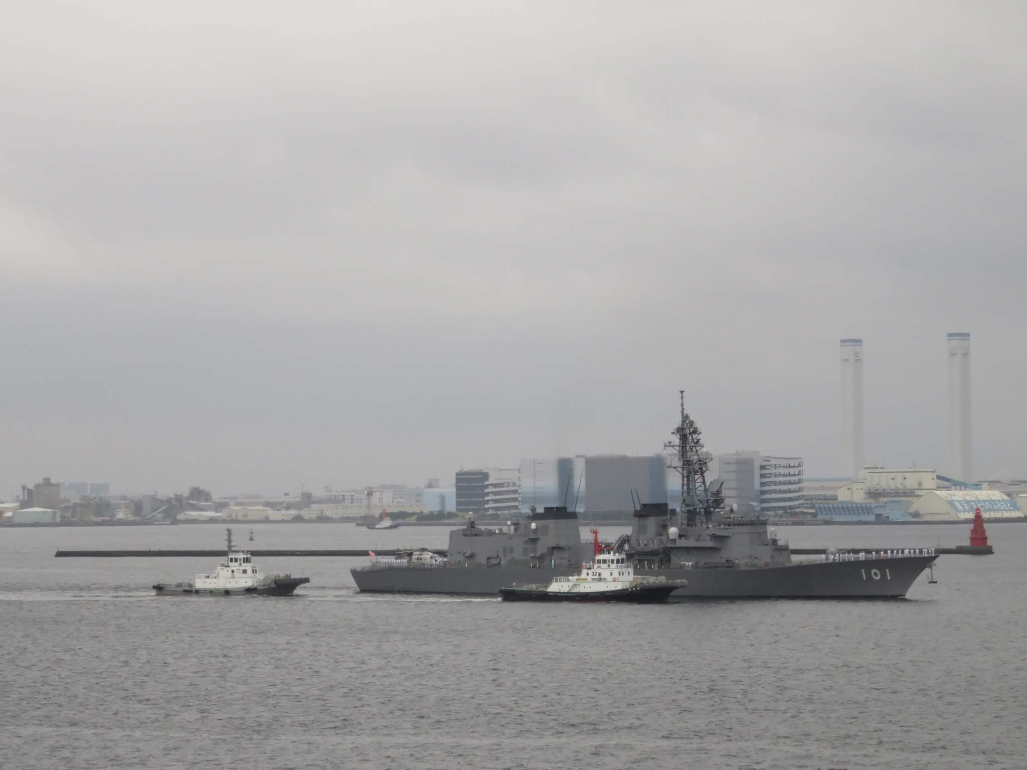 FLEETWEEK2019横浜 - 護衛艦「むらさめ」_a0057402_11391915.jpg