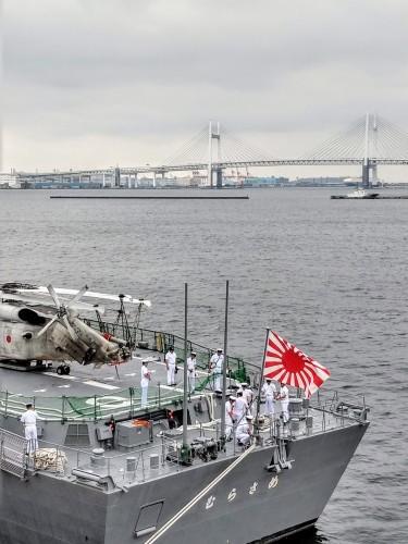 FLEETWEEK2019横浜 - 護衛艦「むらさめ」_a0057402_17190029.jpg
