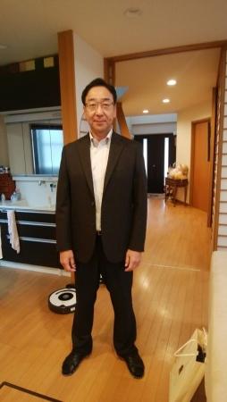 お客様のスーツ、ドーメル_a0110103_13075386.jpg