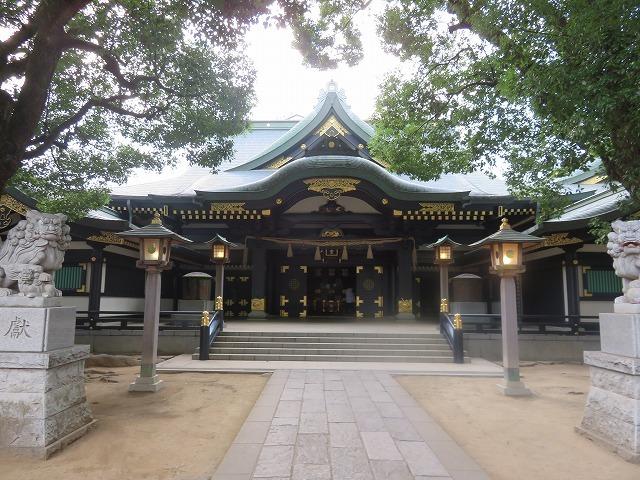戸山公園(新江戸百景めぐり⑦)付記-穴八幡宮と高田馬場_c0187004_18185691.jpg