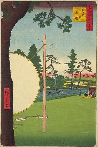 戸山公園(新江戸百景めぐり⑦)付記-穴八幡宮と高田馬場_c0187004_18312608.jpg