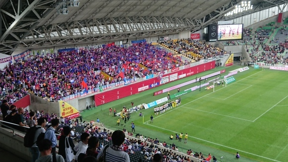 2019JリーグDivision1 第29節 ヴィッセル神戸 - FC東京_b0042308_00173423.jpg