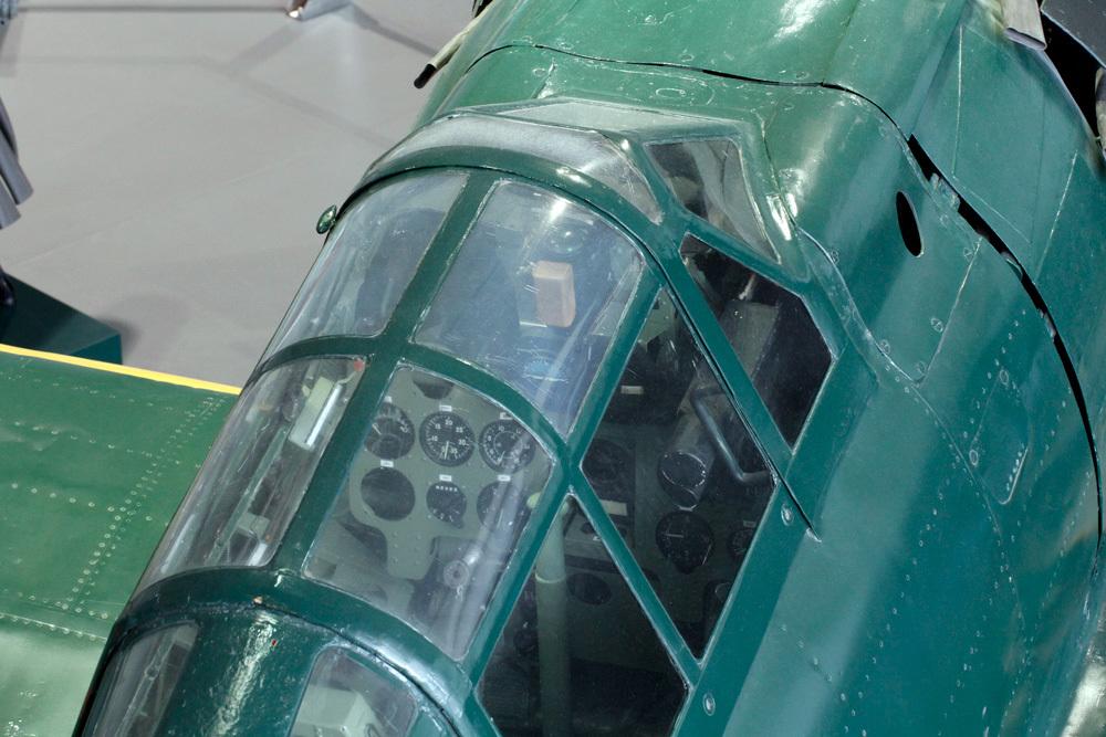 零戦 操縦席 -大和ミュージアム-_d0011713_14015982.jpg