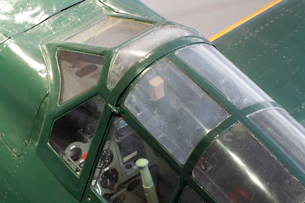 零戦 操縦席 -大和ミュージアム-_d0011713_14020822.jpg