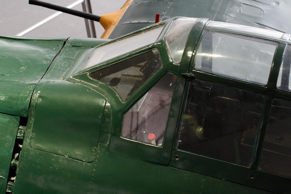 零戦 操縦席 -大和ミュージアム-_d0011713_14023657.jpg