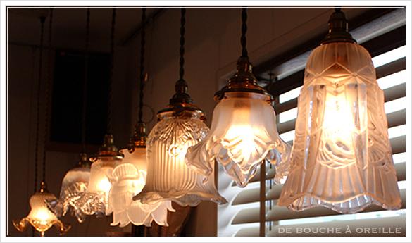 アンティーク ガラスのランプシェード その3_d0184921_10340945.jpg