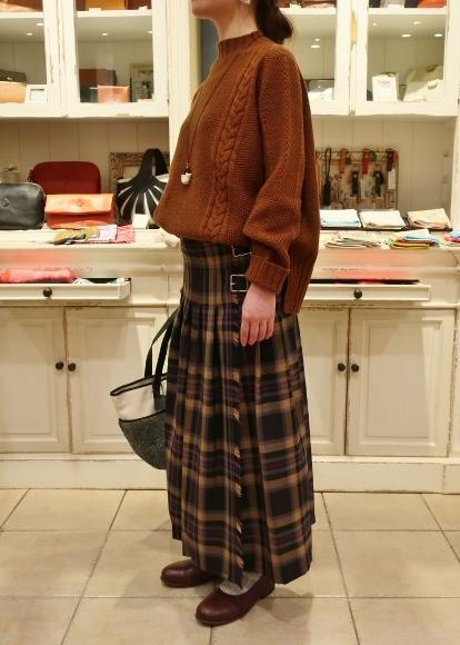 2019年オニールオブダブリン3個ベルトキルトスカートです。_c0227633_15193505.jpg