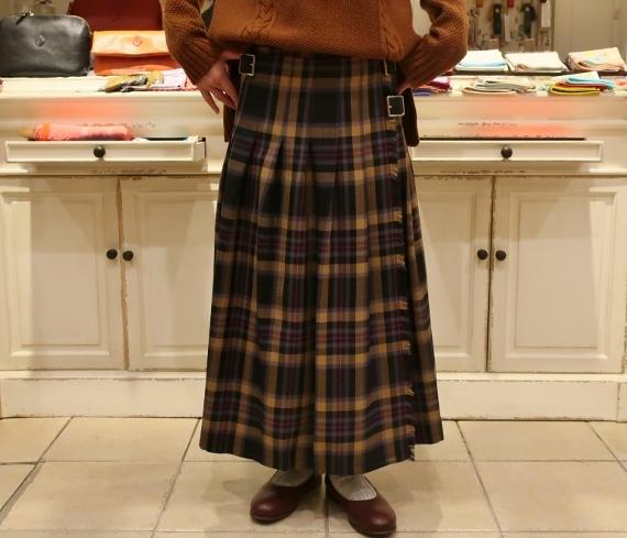 2019年オニールオブダブリン3個ベルトキルトスカートです。_c0227633_15200623.jpg