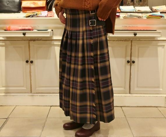 2019年オニールオブダブリン3個ベルトキルトスカートです。_c0227633_15201978.jpg