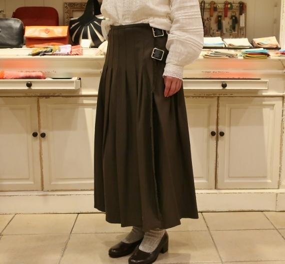 2019年オニールオブダブリン3個ベルトキルトスカートです。_c0227633_15224981.jpg