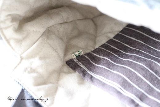 サークル刺繍のウールとファーのお月見ラウンドトート♪_f0023333_21412057.jpg
