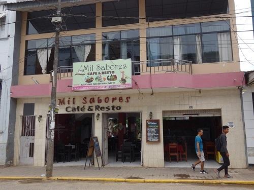 CARLOS ANTONIO 4号より一時下船してピラルクを食べに行った_c0030645_07015564.jpg