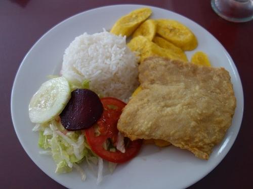 CARLOS ANTONIO 4号より一時下船してピラルクを食べに行った_c0030645_07030588.jpg