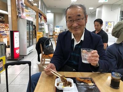 鹿児島新幹線駅構内の・・・♪_f0019247_1122881.jpg