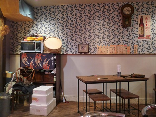 吉祥寺「タイキさんの鮨居酒屋(仮)」へ行く。_f0232060_1675567.jpg