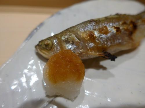【移転オープン】新富町「鮨 はしもと」へ行く。_f0232060_1733273.jpg