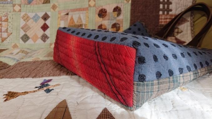 プリンセス招き猫のバッグ完成しました♪_f0374160_21522165.jpg