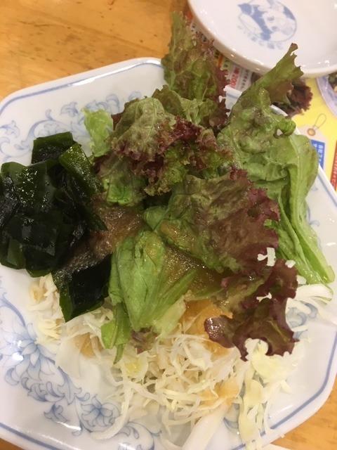 昨日餃子の満洲〆は炒飯、やはりハーフにすればよかった_d0061678_12055371.jpg