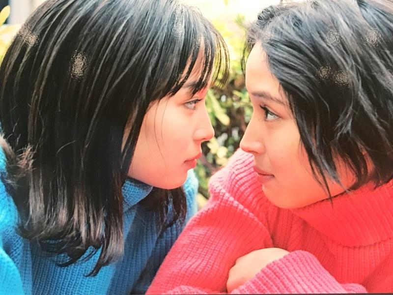 『広瀬姉妹・写真展 oh my SISTER!』 ~大阪・近鉄アート館 /iPhone7で撮影_f0367980_11253436.jpg