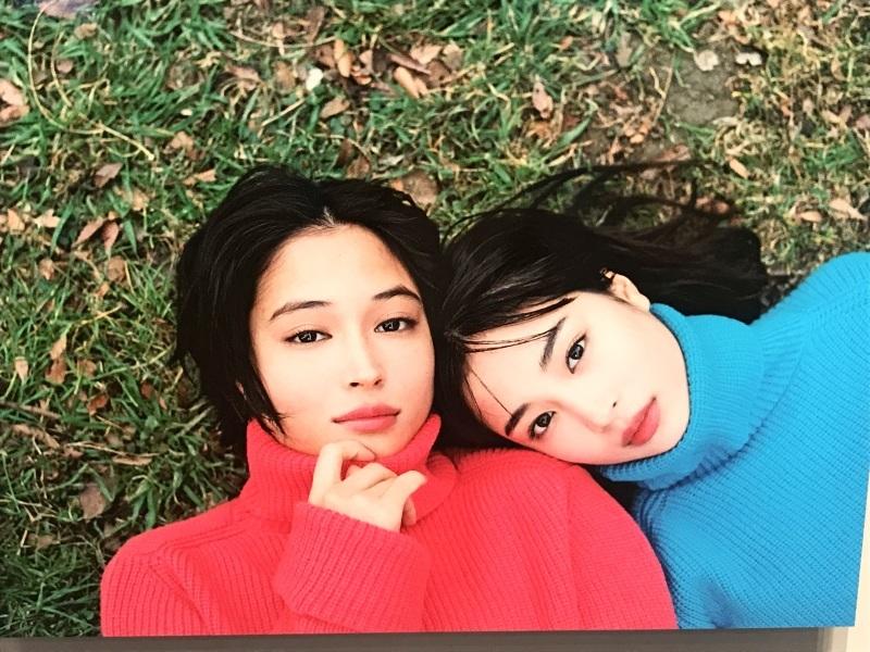 『広瀬姉妹・写真展 oh my SISTER!』 ~大阪・近鉄アート館 /iPhone7で撮影_f0367980_11254758.jpg