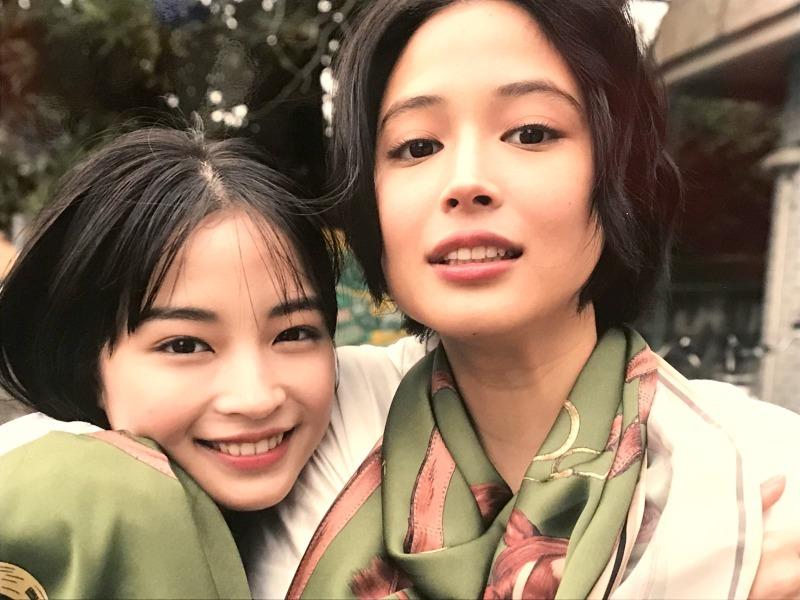 『広瀬姉妹・写真展 oh my SISTER!』 ~大阪・近鉄アート館 /iPhone7で撮影_f0367980_11265034.jpg