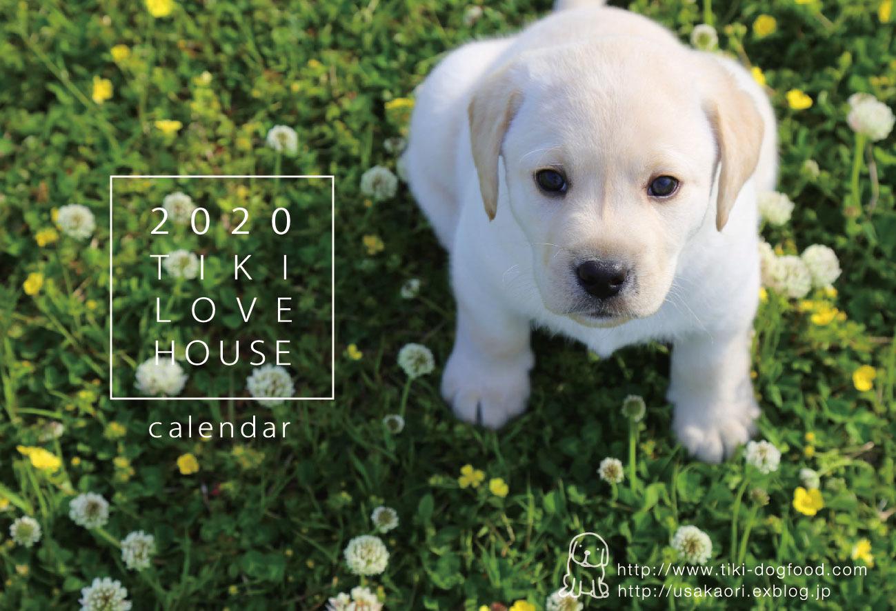 TIKILOVEカレンダー2020_f0051481_17495818.jpeg
