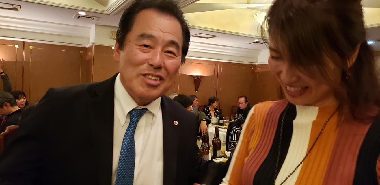 大阪の難波サンケイビルに井上和彦さんの講演会に行ってきました。_c0186691_11460109.jpg