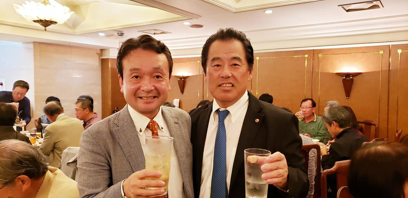 大阪の難波サンケイビルに井上和彦さんの講演会に行ってきました。_c0186691_11464971.jpg