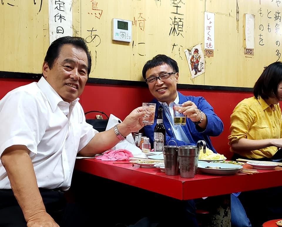 大阪の難波サンケイビルに井上和彦さんの講演会に行ってきました。_c0186691_11481542.jpg