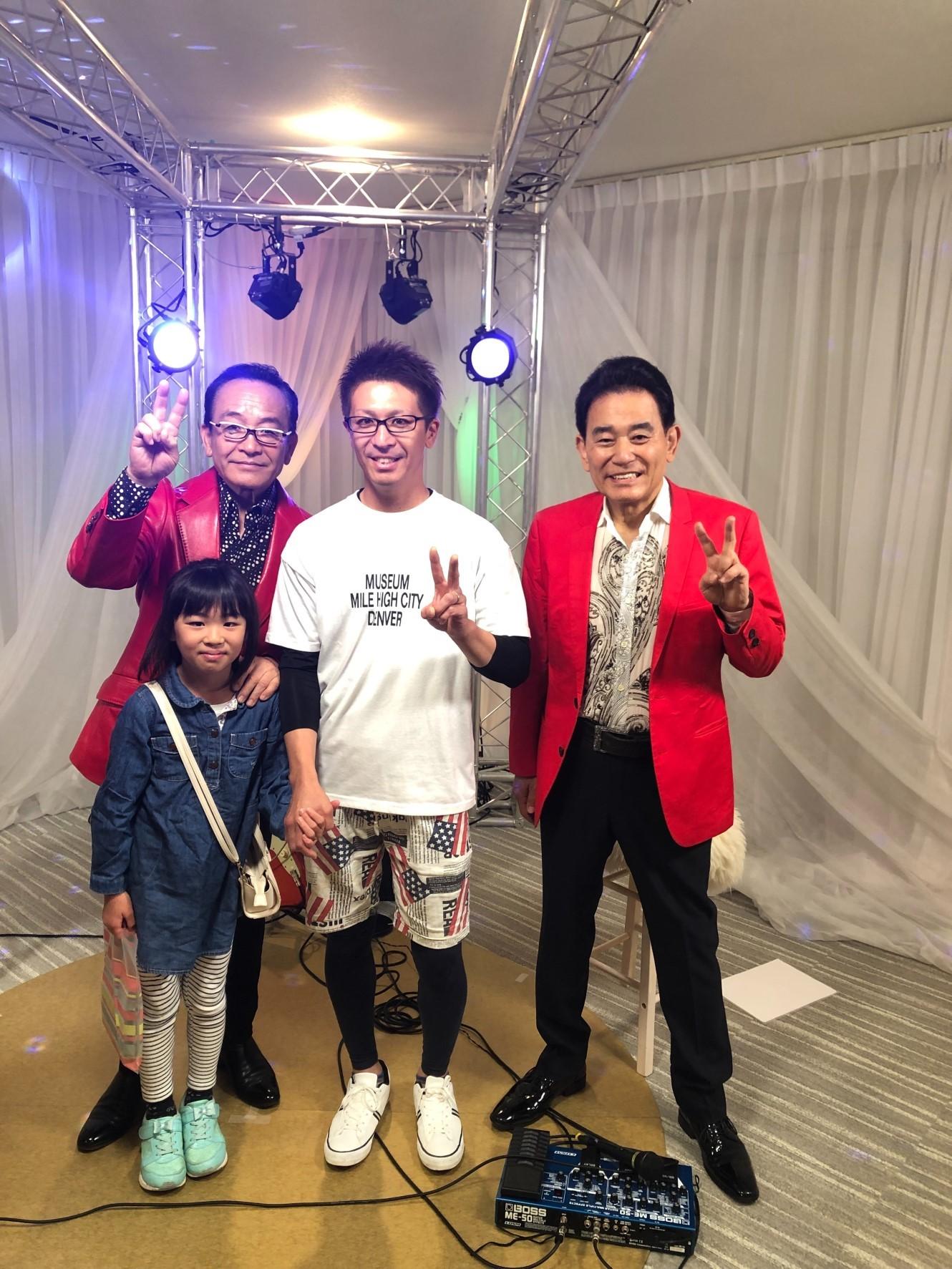 The M.J初ライブ大成功❗🎵☺️_e0119092_14102832.jpg
