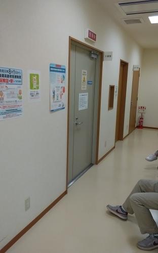 父さんん入院  10月21日 [月]_e0018604_16154253.jpg