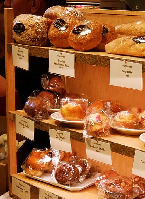 美味しそうなパンやケーキいっぱいのEli Zabar\'s Bread & Pastry_b0007805_04183916.jpg