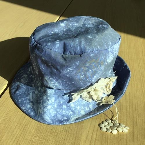 『 あなただけの帽子づくり 』講座_c0357605_16441792.jpg