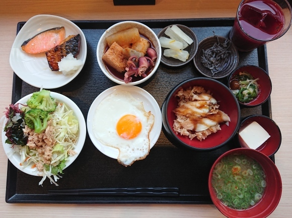 10/20,21 朝食バイキング@ドーミーイン姫路_b0042308_11012748.jpg