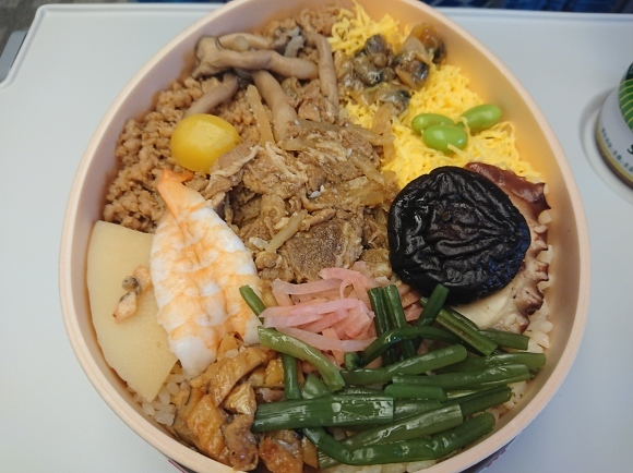 10/21 まねき食品 おかめ弁当 ¥920@姫路駅_b0042308_12003527.jpg