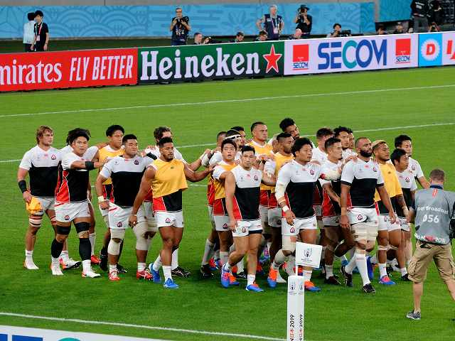 日本vs南アフリカ@東京スタジアム(参戦)_b0000829_1754722.jpg