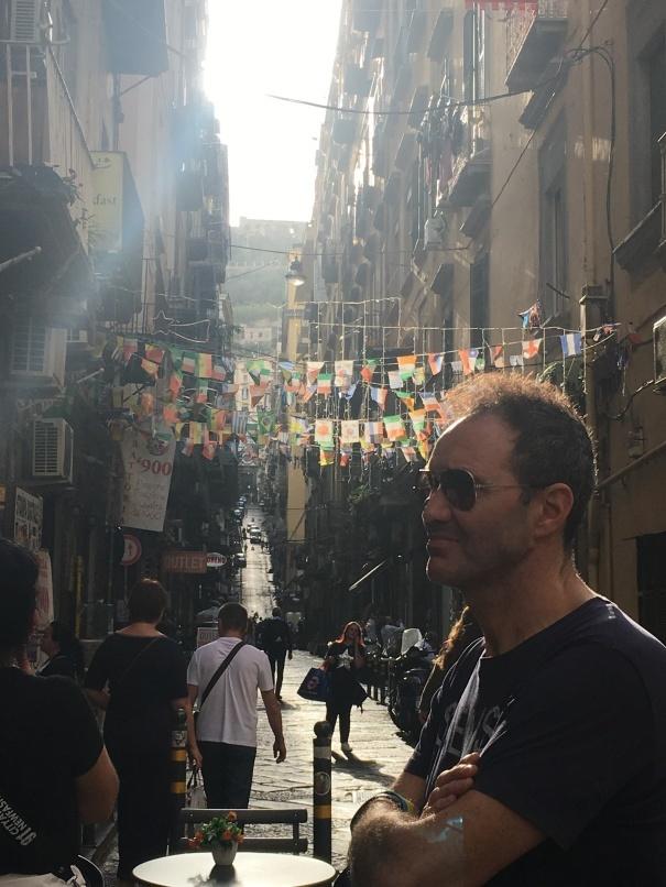 南イタリアユキキーナツアー1日目 ナポリの奇跡_d0041729_23075219.jpg