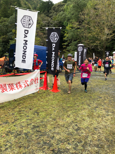 DA MONDE TRAIL 2019 Autumn に参加しました。_b0185232_22330370.jpg