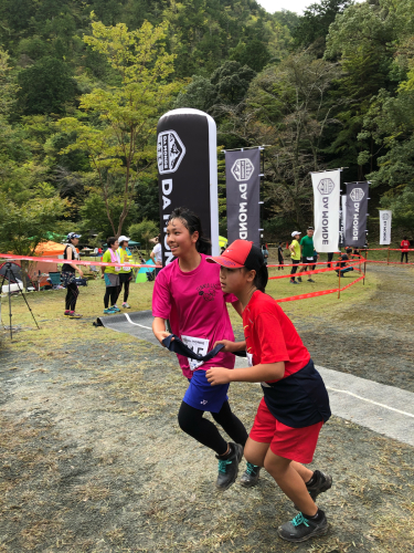 DA MONDE TRAIL 2019 Autumn に参加しました。_b0185232_22361730.jpg