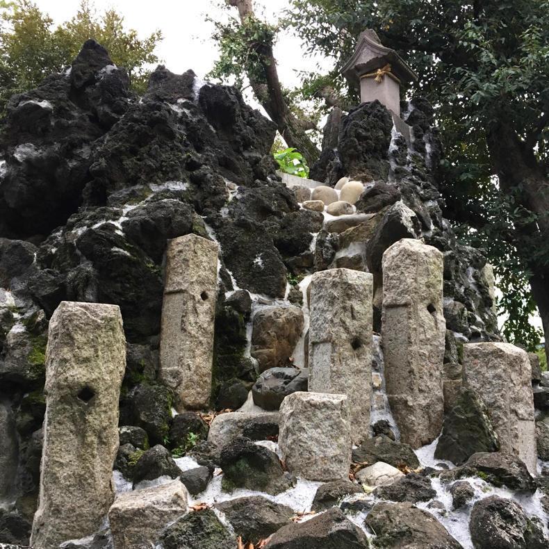 千住宮本富士を見にいってきました_c0060143_10094203.jpg