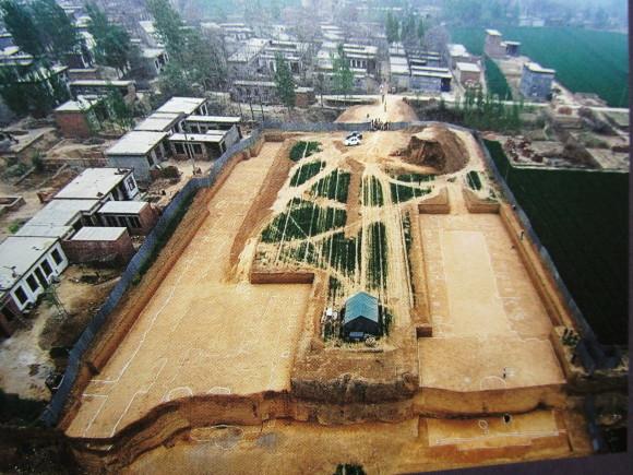魏武王・曹操は寒冷期を乗り越え、漢王朝の文化を発展させた_a0237545_20112235.jpg