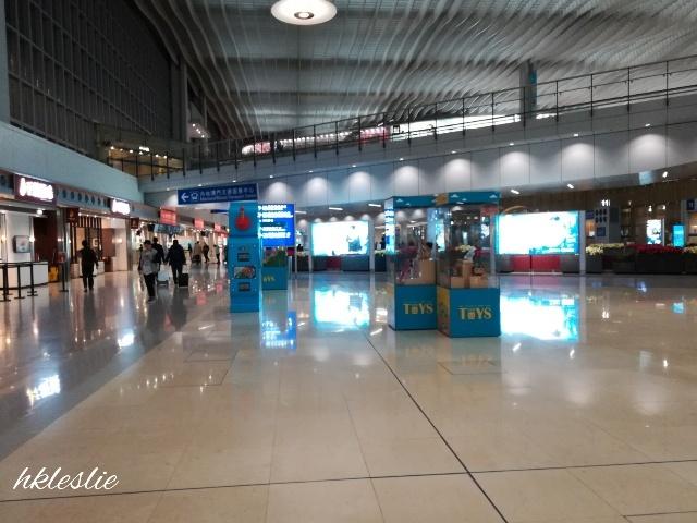 香港國際機場二號客運大樓到着_b0248150_13431522.jpg